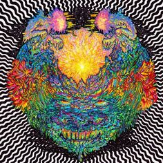Ride those frequency waves on a surf board of heavy psychedelic rock via Meatbodies' self-titled debut album.