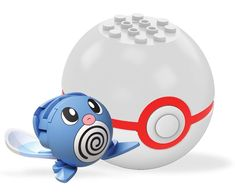 Purchase Mega Construx - Pokemon - Poliwag - Buildable Set from Partytoyz Inc. Share and compare all Toys. Lego Pokemon, Pokemon Party, Building Sets For Kids, Lego Activities, Toys R Us Canada, All Toys, Book Of Shadows, How To Know, Legos