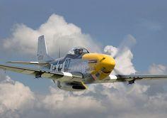 P51D Mustang - Comin' at Ya by warbirds