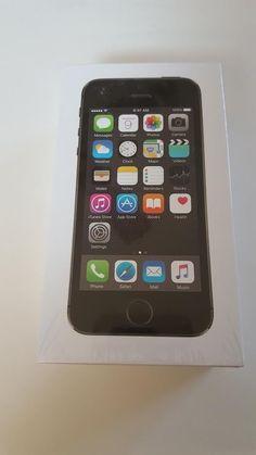NEW sealed unlocked tmobile att Apple iPhone 5s 32gb ME435BZ/A A1457 Space Gray   eBay