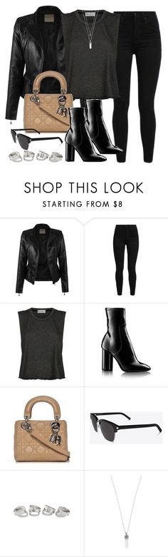 """""""Sin título #14412"""" by vany-alvarado ❤ liked on Polyvore featuring Levi's, Wildfox, Louis Vuitton, Christian Dior, Yves Saint Laurent, Marc Jacobs and Ileana Makri"""