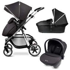 Silver Cross Pioneer - JL (silver/graphite), Mothercare