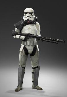 storm trooper - star wars battlefront 3
