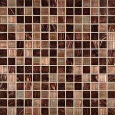 Treasure Trail Glass Mosaic Tile  bathroom tile