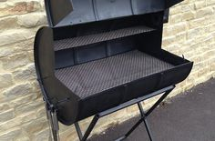 Oil Drum Bbq Grills Smokers