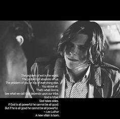 Lex Luthor Superman Quotes, Batman Vs Superman, Joker Quotes, Movie Quotes, Lex Luthor Batman, Problem Of Evil, Horror Quotes, Joker Iphone Wallpaper, Evil World