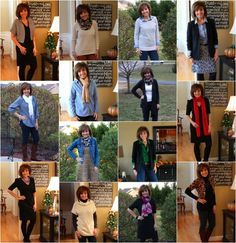 Love this lady's Fashion Over 40 ideas.  Although I'm not over 40 (and won't be for several years. Pinning for the mom. :)