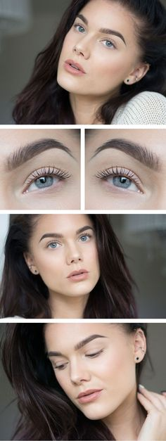 Linda Hallberg - Natural makeup