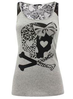 Трикотажная блузка. Oodji - интернет-магазин одежды.
