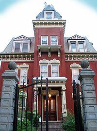 Scutt Mansion, Joliet, IL