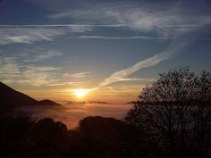 Hotel Rural El Mirador de Ordiales: Amanecer en Asturias