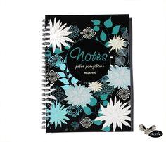 Notes pełen pomysłów i marzeń, format A5 od Sloshe