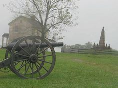 Manassas Battlefield Staff Ride - Virginia Is For Lovers