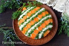 Салат «Новогодний шар» Amazing Food Decoration, Appetizer Recipes, Salad Recipes, Good Food, Yummy Food, Cooking Recipes, Healthy Recipes, Delicious Recipes, Food Garnishes