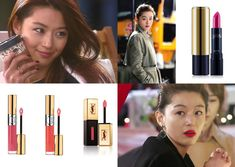 "Shades of Lipstick Jun Ji Hyun Wore in ""Man From the Stars"""