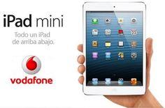 Precios del iPad Mini con Vodafone