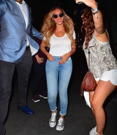 What Are Those Sneakers that Kylie Jenner and Beyonce Are Always Wearing?