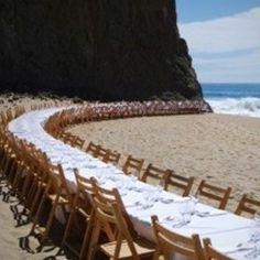 Beach dinner, anyone?