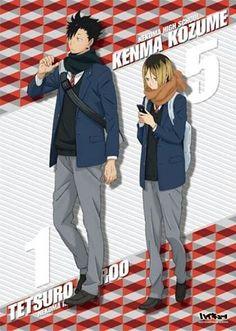 Kuroo & Kenma