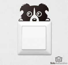 Stickers muraux Chiot                                                                                                                                                                                 Plus