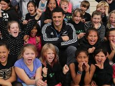 Spent the morning with a few of the AB's at Paihia School for the Northern Advocate
