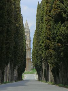 Tempio di San Biagio - Montepulciano, Tuscany, Italy