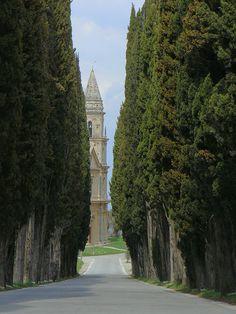 Tempio di San Biagio - Montepulciano, Tuscany...