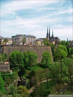 Люксембург-сити