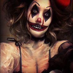 Clown Makeup!