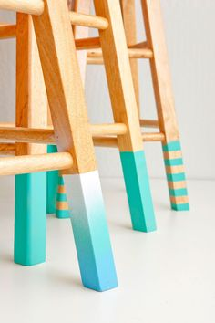 The color-dipped trend has been making waves for a while on the interior design scene, and you know we love a block of color wherever we can get it. We teamed up with Target to take the essential bar stool up a notch… or three! This is all part of our series on ways to rock your registry, from donut hole bars to mandolines, with a beverage station or two in between. When you're embarking on creating your registry, we recommend arming yourself with the basics. Couple that with a few of our...