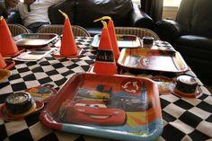 Kaden's 5th Birthday - Disney Cars | CatchMyParty.com