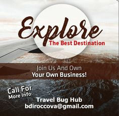 Own Your Own Business, Amazing Destinations, Campaign, Good Things, Content, Explore, Watch, Medium, Youtube