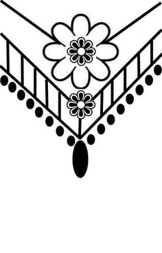 Big Flowers, Mandala Art, Fashion Prints, Flower Designs, Paper Clip, Embroidery Patterns, Clip Art, Nail Designs, Lettering