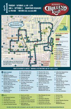 Milwaukee Trolley Loop
