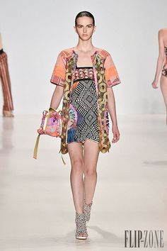 Custo Barcelona Spring-summer 2015 - Ready-to-Wear