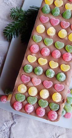 Christmas Cakes, Christmas Holidays, Norwegian Christmas, Birthday Stuff, Brownie Cookies, Holiday Traditions, Goodies, Food And Drink, Snacks