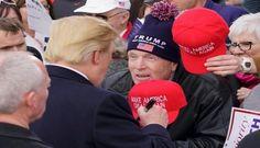 Trump, Cruz jockey for U.S. conservative vote in Iowa crunch time - http://conservativeread.com/trump-cruz-jockey-for-u-s-conservative-vote-in-iowa-crunch-time/