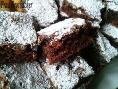 Frau Brotbäcker: Oreo-Brownies