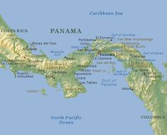 Panama. One of my all time favorite places that I have lived. We lived on the Atlantic side near Colon