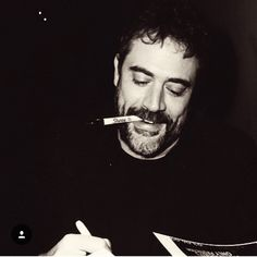 Jeffrey Dean Morgan!