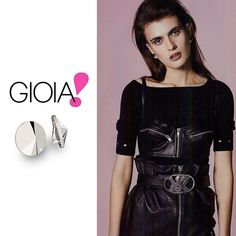 Rock the house!  Star collection on Gioia #rebeccajewels#jewels#pressreview