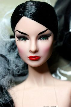 Glam Addict Giselle by DivaLuvv, via Flickr