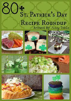80+ St. Patrick's Day Recipes
