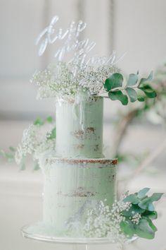 Hochzeitsinspiration in Mint