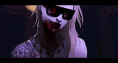 That pretty smile of demi's - Banished Shadow Gothic Characters, Fantasy Characters, Female Characters, Modern Vampires, Neon Noir, Dark Anime Girl, Vampire Art, Shadow Art, Creature Concept Art