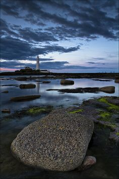St. Mary's Lighthouse, Whitley Bay, England