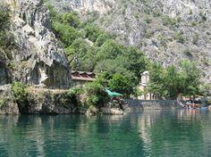 Matka Canyon - Skopje