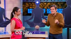 The Secrets In Your Chakras: 7 Energy Centers: Dr. Oz reveals the 7 energy centers throughout your body that hold the key to a long life – the seven chakras. Dr. Oz sits down with neurologist, Dr. Kulreet Chaudhary, to explain ways to keep your chakras healthy.