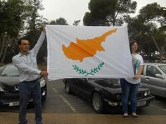 The struggle for the right to fly the Cyprus flag goes on - UKCY NEWS Cyprus, To Go, Flag, Centenario, News, Presidents, War, Ottoman Empire, Istanbul