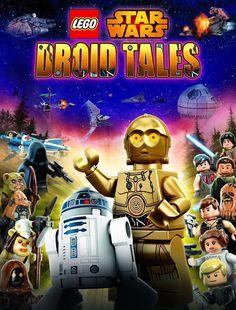Movie Treasures By Brenda: Lego Star Wars: Droid Tales